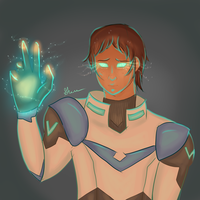 Lance by magwhite