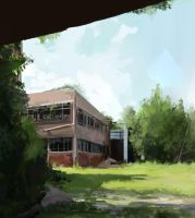 Something something last of us-y photostudy by JordyLakiere