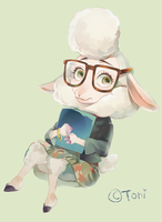 Bellwether by tonidayo