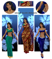 [closed] Free a Girl - Charity Auction by IdunaHayaDesigns
