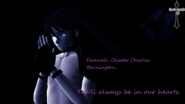 [MMD] Farewell, Chester.... by JRoqqs25