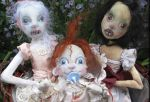 Ratgirl, Baby and Annabel Lee by Ravensbreath