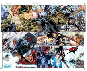 Young Avengers Presents spread by boysoltero