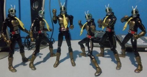 SHF Shocker Rider by VioFitz