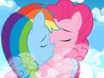 Heaven When You Kiss Me (colored) by Marigretle