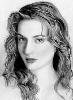 Kate Winslet by riefra