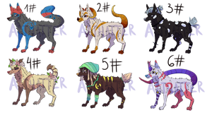 Canine adopts OTA  Closed by Arthatter