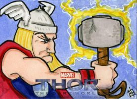 Thor, The Dark World - Thor by 10th-letter