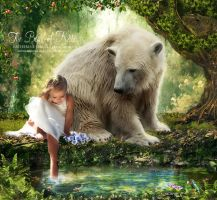 The Bear of Kate by katherine-lemus