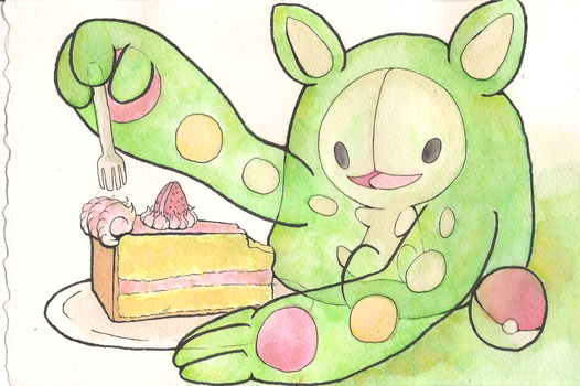 Have your cake and eat it too by Kirii