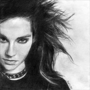 Bill Kaulitz from TH by Amaranthie