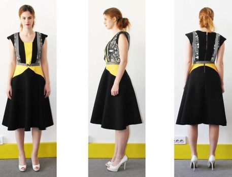 Look 3 by Caphyra