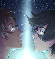 Klance   Playlist cover by Toffeesdeviantart