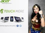 Giorgiacosplay as Wonder Woman for Acer by Giorgiacosplay