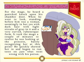 Another Princess Story - Mature Older by Dragon-FangX
