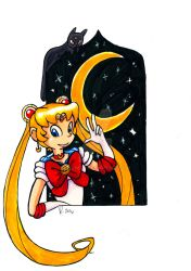 Sailor Moon by Jesness
