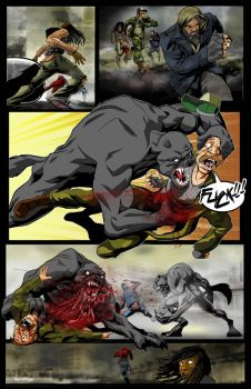Page 7 from Bayne Legacy Apocalypse by Styleuniversal