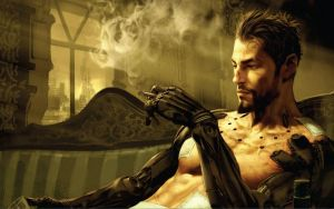 Deus EX: Human Revolution 1680x1050 WALLPAPER by RiggerXPC