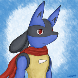 Aura Day 2014: Colouring Practice by lupyne