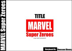 Marvel Storyboard Cover by houssamica
