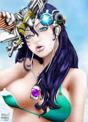 Sexy Jane colored by Driven2Create