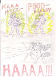 Kame-Pony-Ha! by Gingerquill