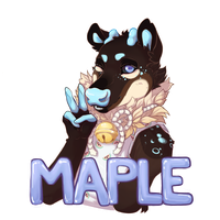 Maplebadge by Pancates