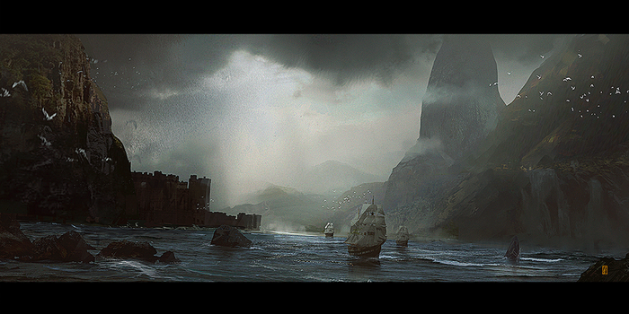 COAST by donmalo