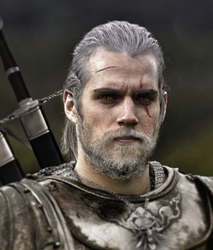 Henry Cavill - Witcher by pavoldvorsky