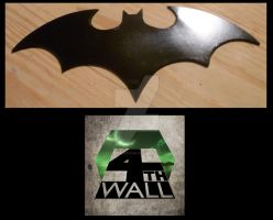 Batman Hush Logo by 4thWallDesign