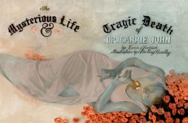 Dr. Carrie John by SterlingHundley