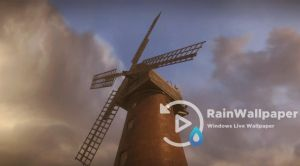 Everybody's Gone Towering Windmill by Jimking