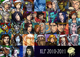 Even More of Those Icons by lunajile