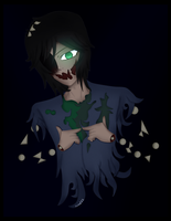 Tormented Saul ~ [Creepypasta OC] by Isabel212002