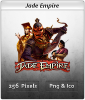 Jade Empire - Icon by Crussong
