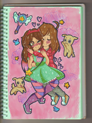 [Contest Entry] Niclena as Starco by Goamee