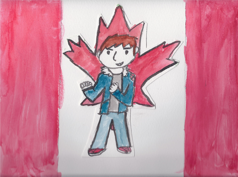 The Man From Canada by CousinWalter