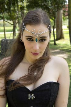 Enchanted Tiara I by Obliviate-Stock