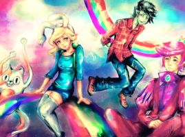 AdventureTime by chriztaychuang