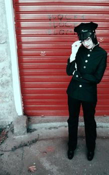 LITCHI HIKARI CLUB: The Emperor of Darkness by ThisIsTheRain