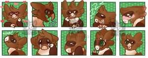 [Wyngro] Toffee icons by Herokittykat
