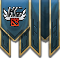 KG Leaders Dota 2 Banner by KidneyShake