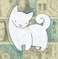 Inu by ursulav
