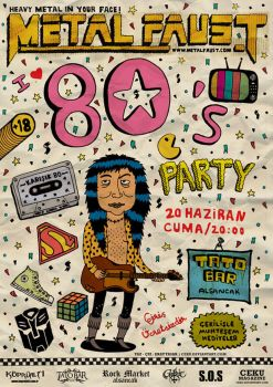 80's Party by ceku