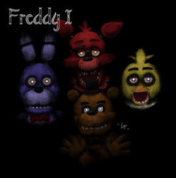 Some Night Five Nights by creativelyEccentric