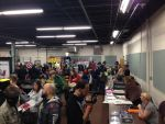 The Floor at The Great Allentown Comic Con by agentpalmer