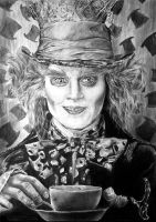 The Mad Hatter by moepi92