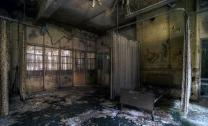 Urbex HDR Challenge by bubus666