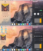 Yosemite OSX notification center for all Windows by PeterRollar