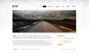 Lime Interactive Concept by authenticstyle
